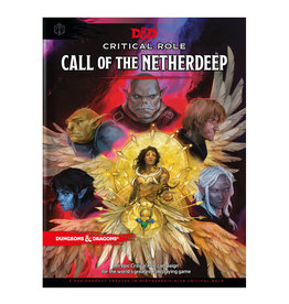 Wizards of the Coast (March 15, 2022) D&D RPG Call of the Netherdeep