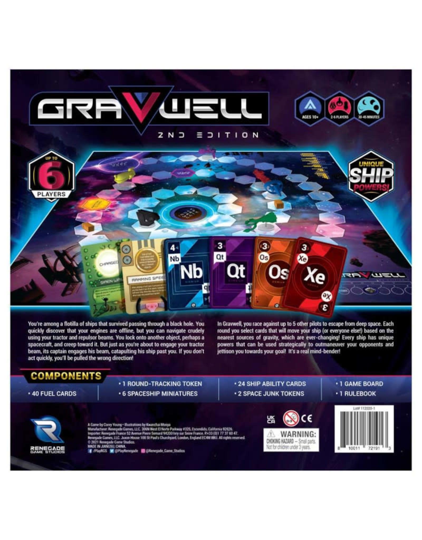 Renegade Games Gravwell
