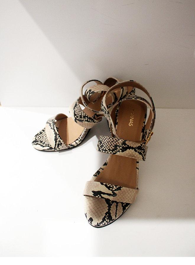 Komodo Strappy Heel