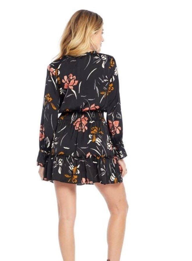 Lena Smocked Waist Dress