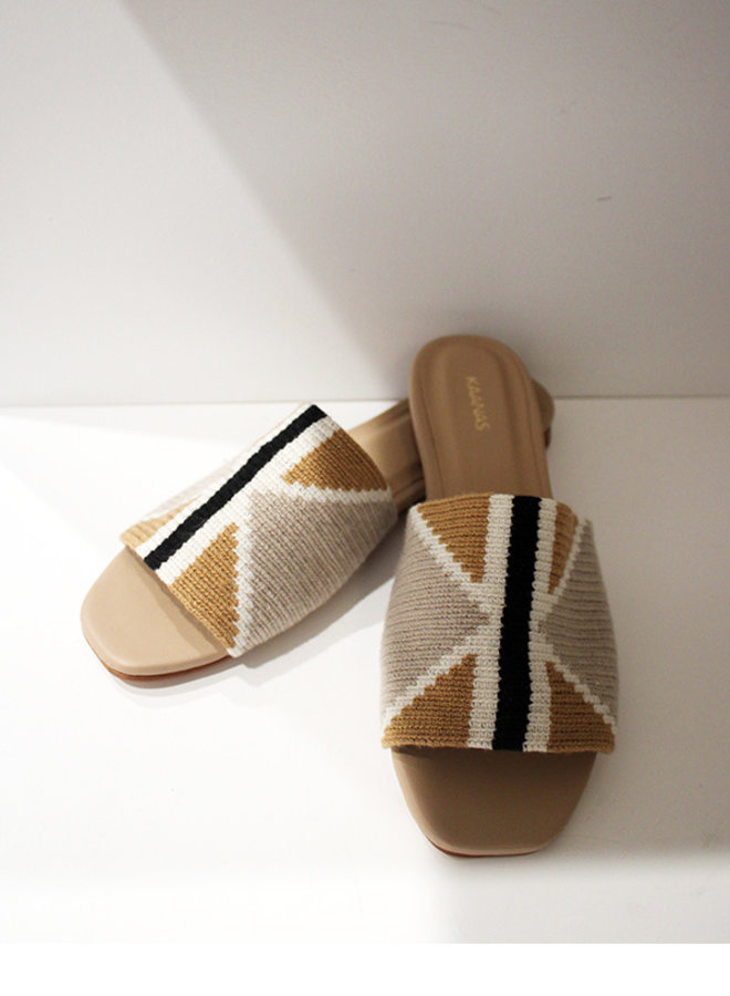 Bronte Sandal - Sand