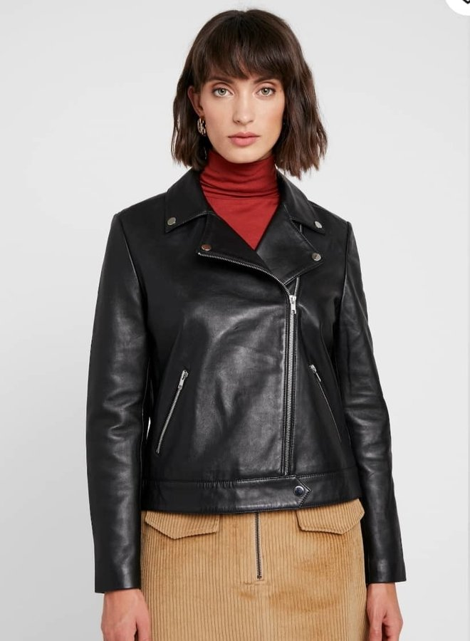 Maeve Leather Jacket