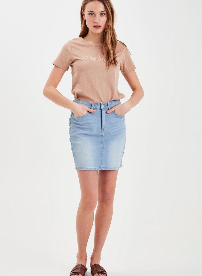 Twiggy  Denim Skirt