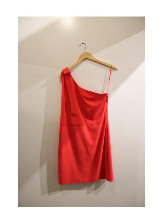 Molly Bracken - Adrianne One Shoulder Dress -
