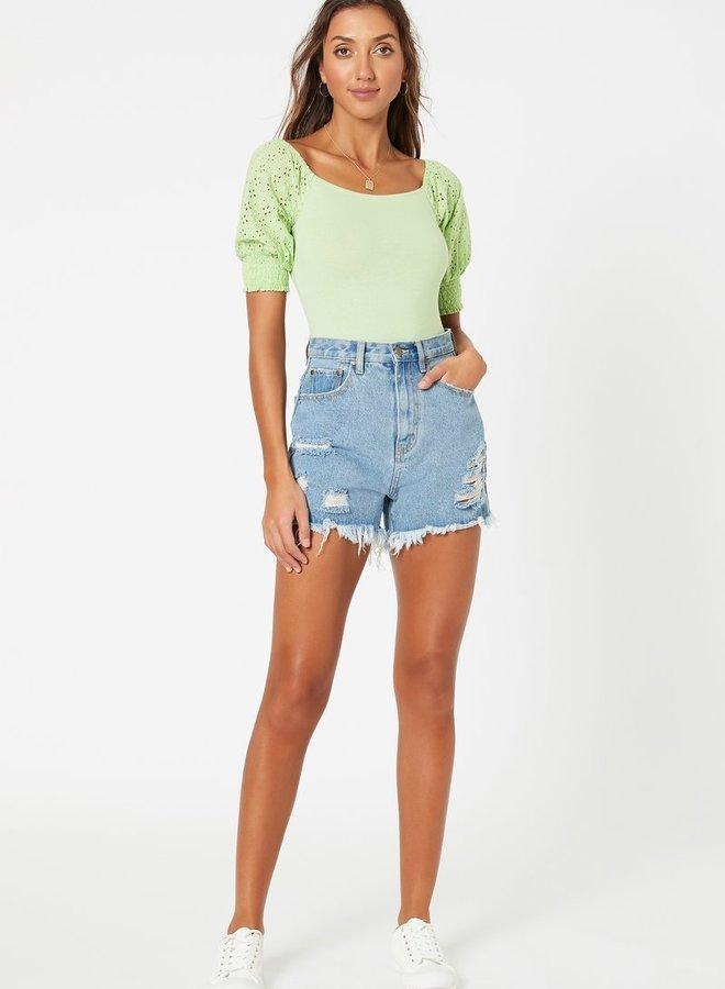Cruise Denim Shorts
