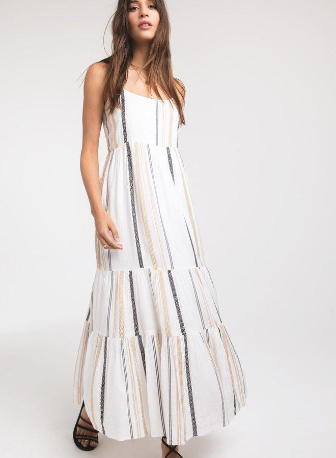 Sanur Stripe Dress