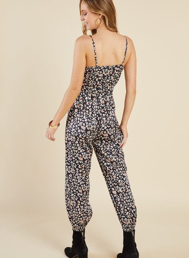 Forever Wild Jumpsuit