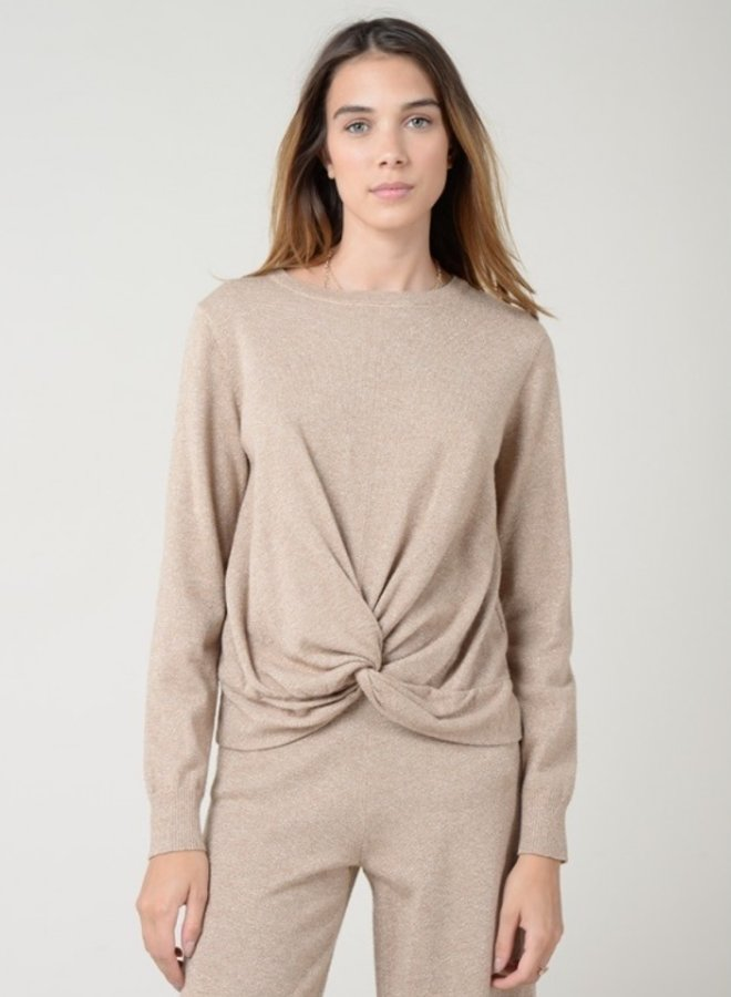 Jane Knotted Knit