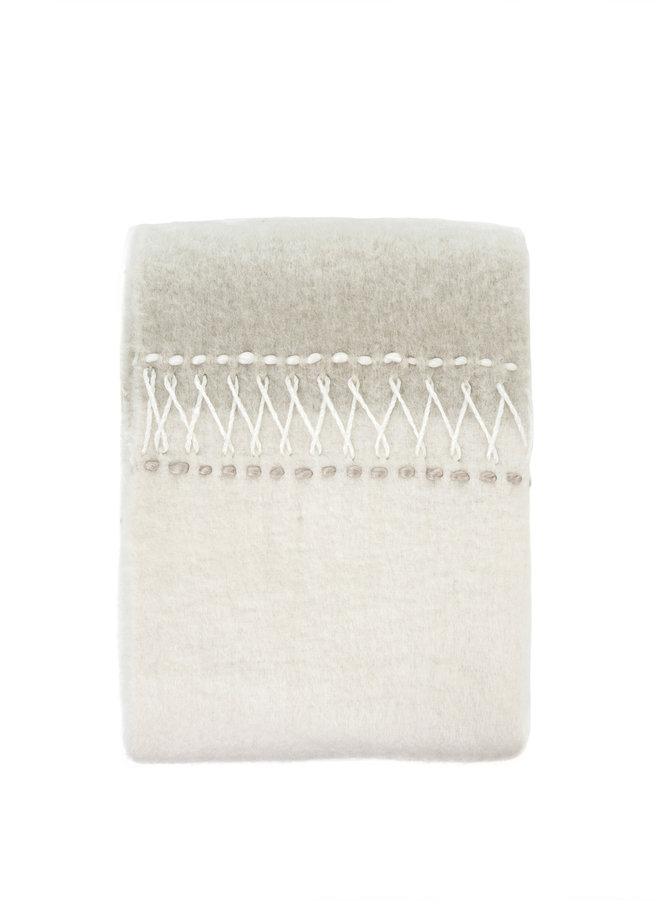 Scandinave Mohair Throw