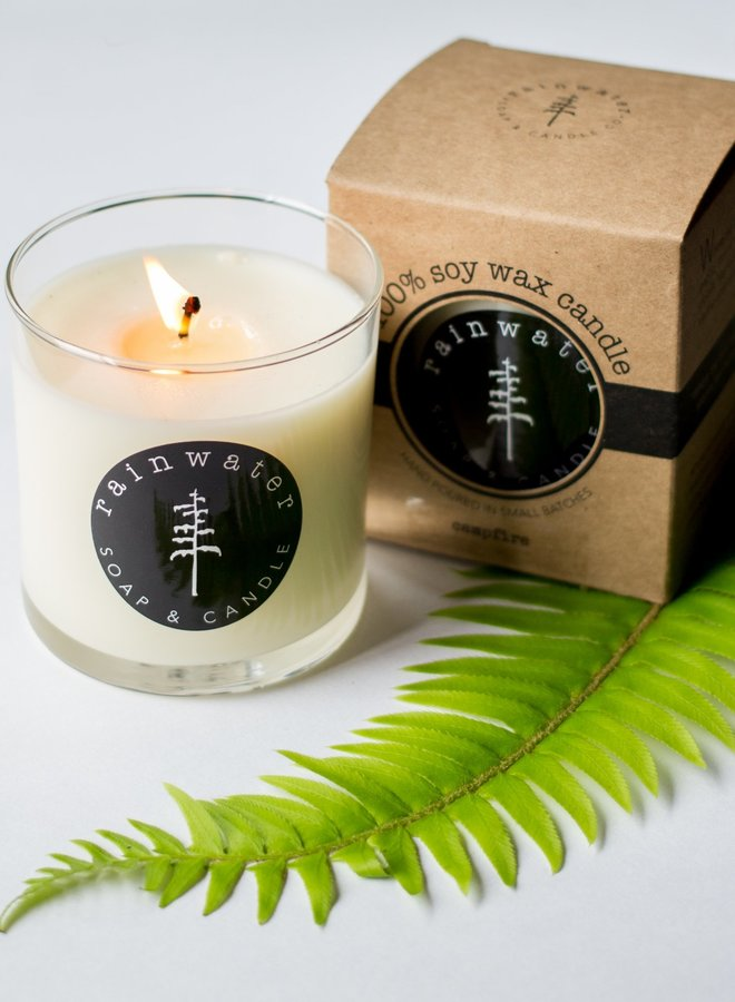 Soy Candle - White Tea & Ginger