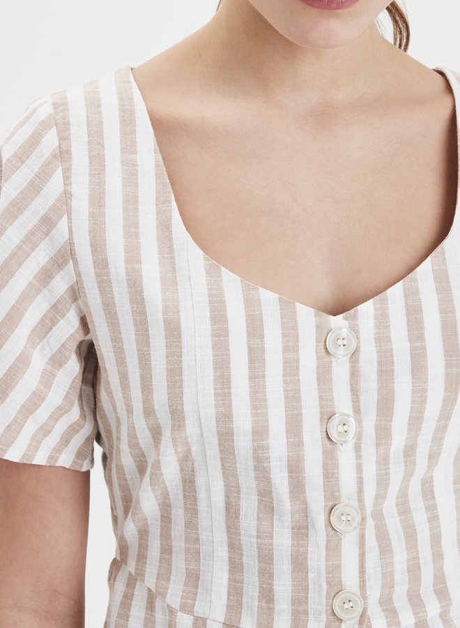 Gery Short Sleeve