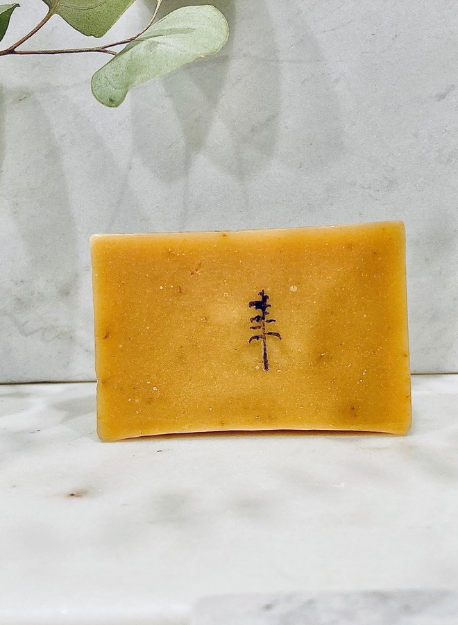 Cedar Saffron