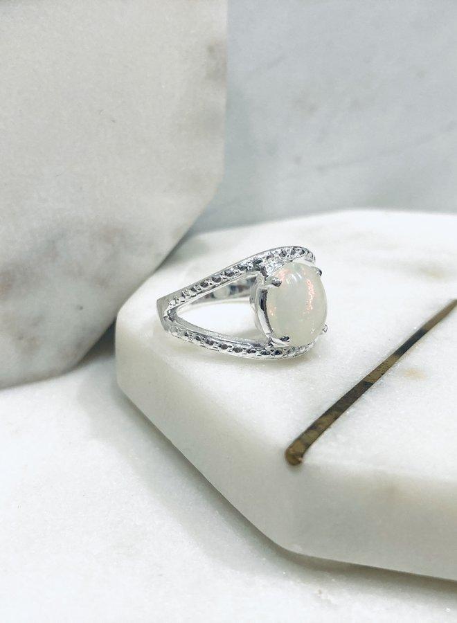 Minerva Ring - Silver