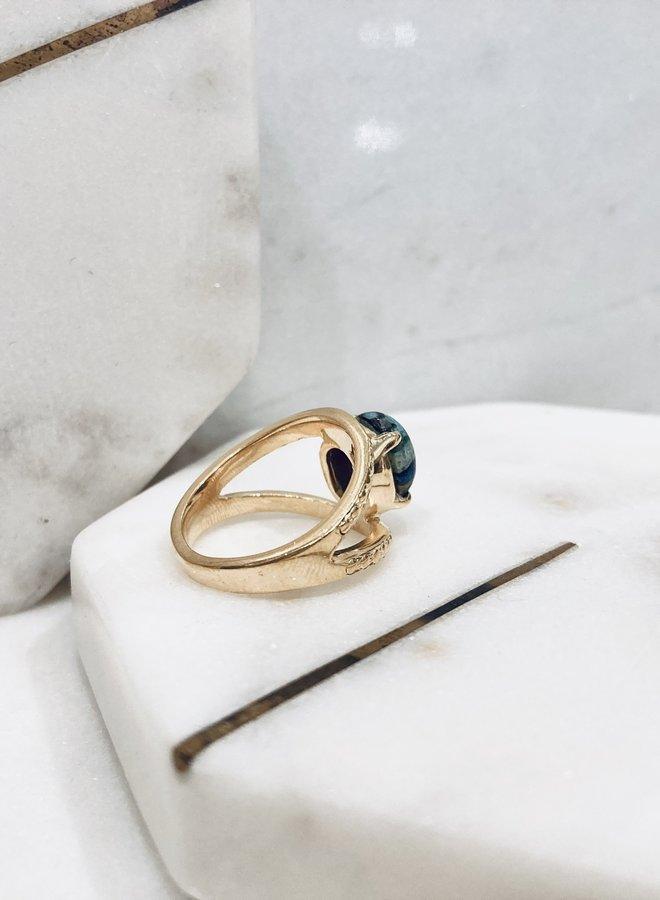 Minerva Ring - Gold