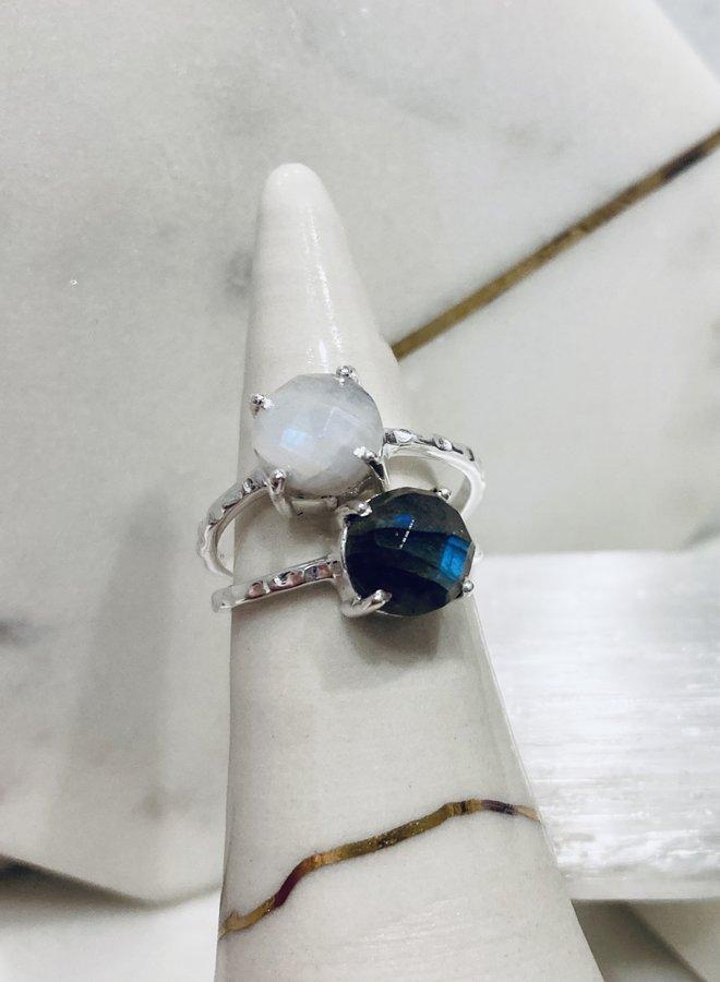 Rowena Ring - Silver