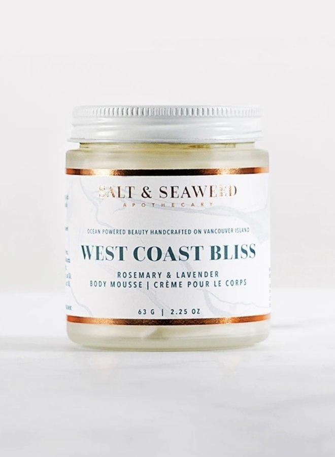 Body Mousse - West Coast Bliss