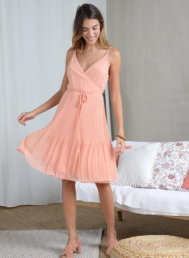 Parfait Pleated Dress