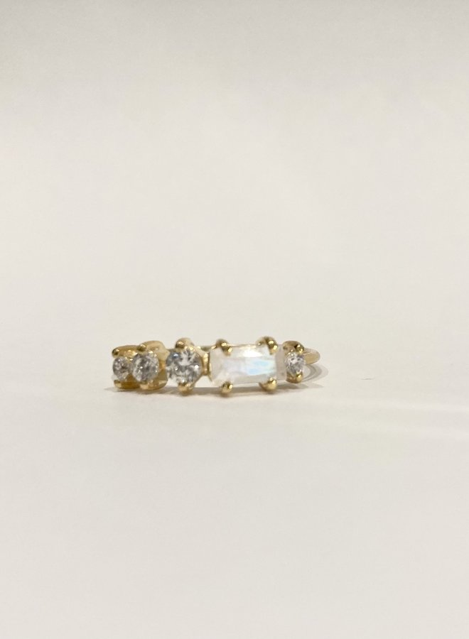 Gaia Ring - Gold