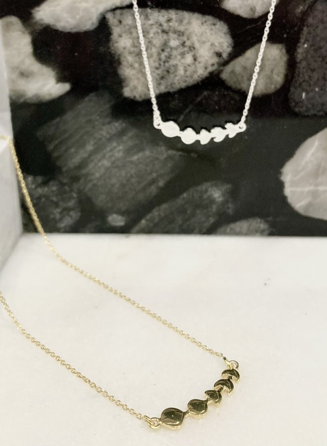 Luca Moonphase Necklace