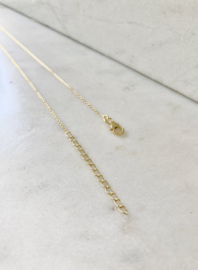 Andromeda Moon Necklace