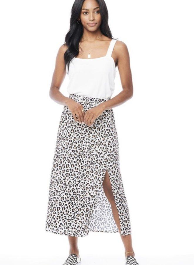 Maeve Skirt - Sweet Leopard