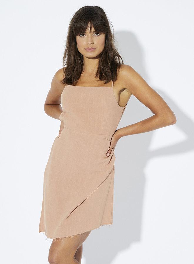 Sandro Apron Dress
