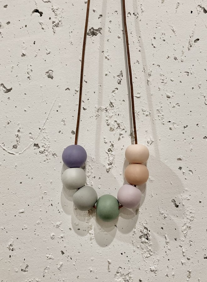 7 Bead Necklace