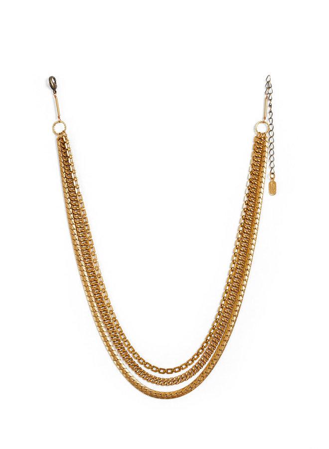 Acropolis Necklace