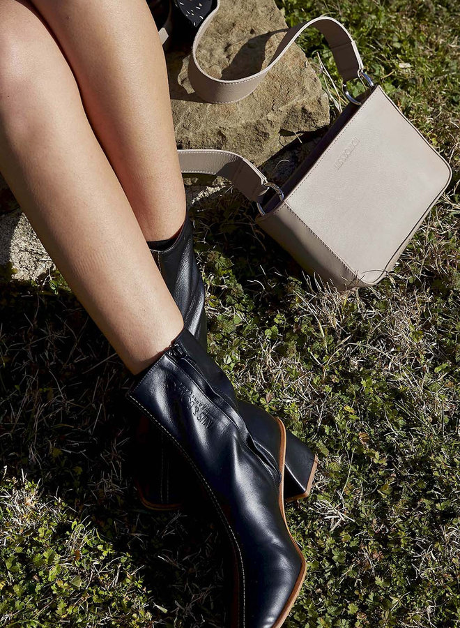Malaia Leather Boots