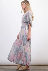 wildflower washed floral jumpsuit