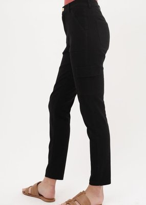 wildflower cargo pocket crop slim pant
