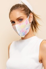 psychedelic face mask ADULT