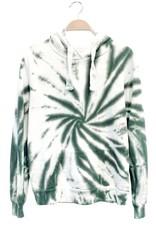 wildflower Twist tie hoody /LA made