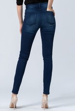 flying monkey High rise front crease skinny