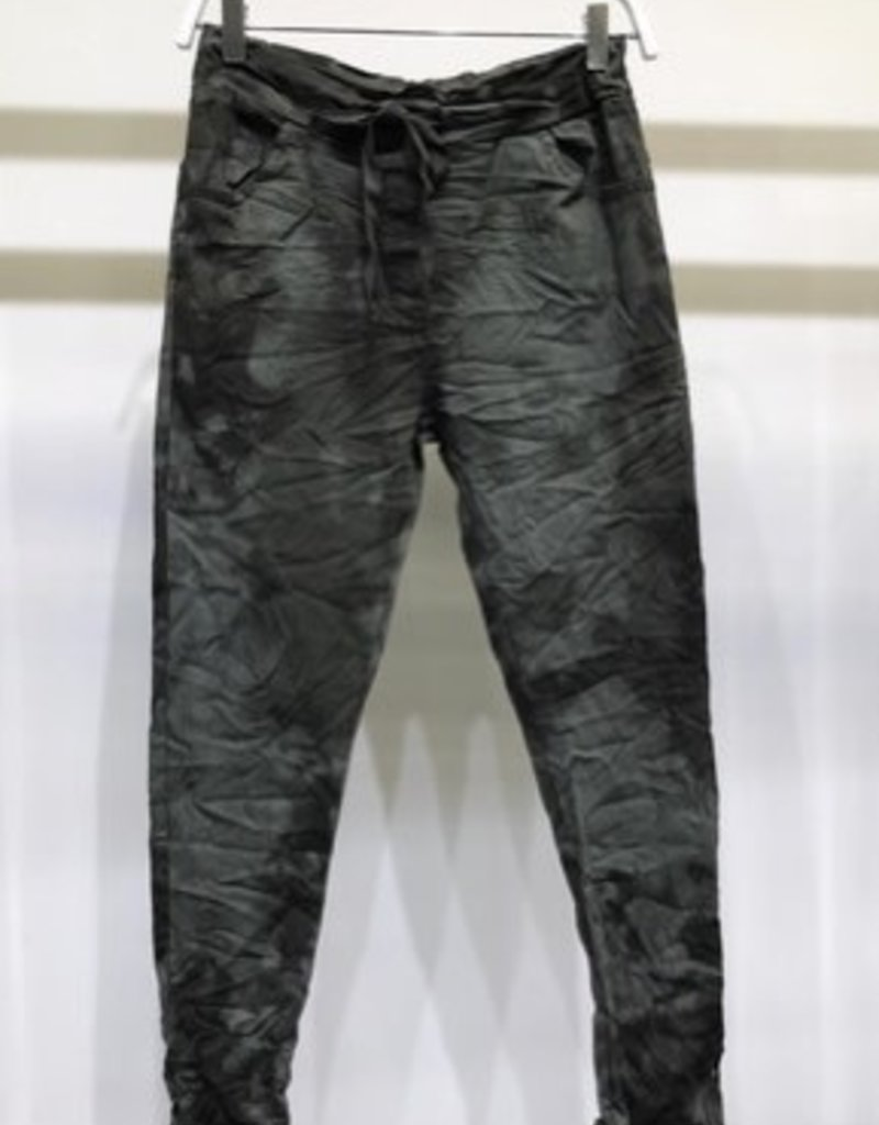 stardust Mineral tie dye washed jogger