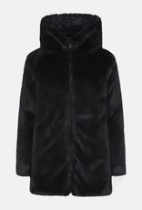 save the duck save the duck women's hooded jacket