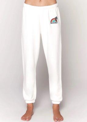spiritual gangster perfect terry sweatpant (match w/palm finn zip hoodie)