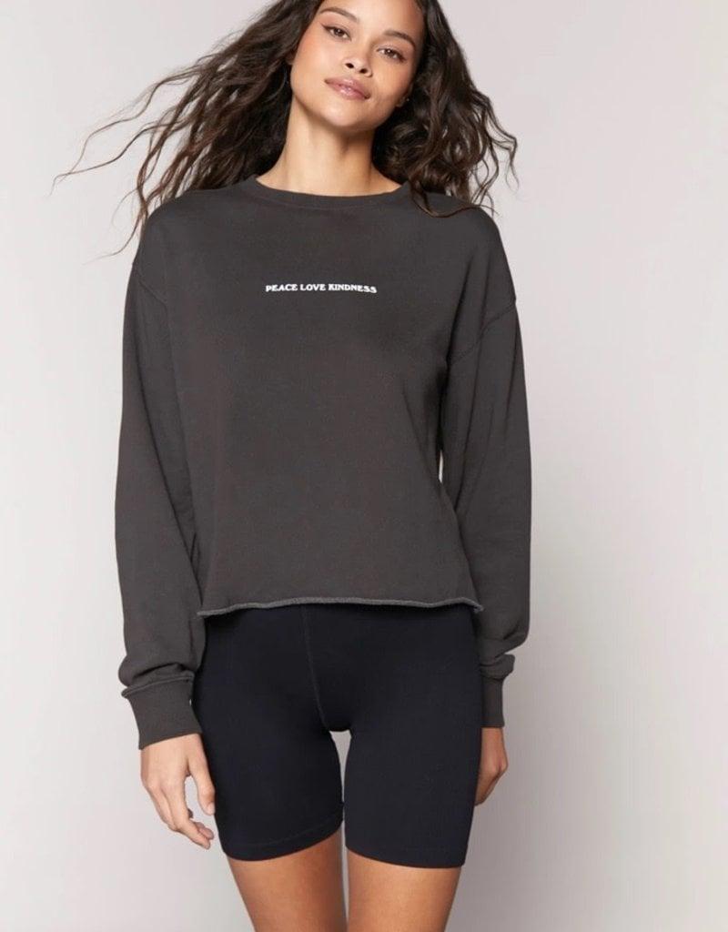 spiritual gangster vibes mazzy pullover sweatshirt
