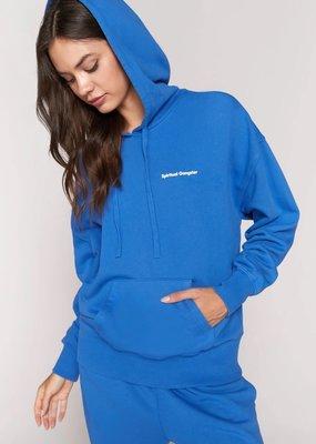 spiritual gangster kindness phoebe oversized hoodie