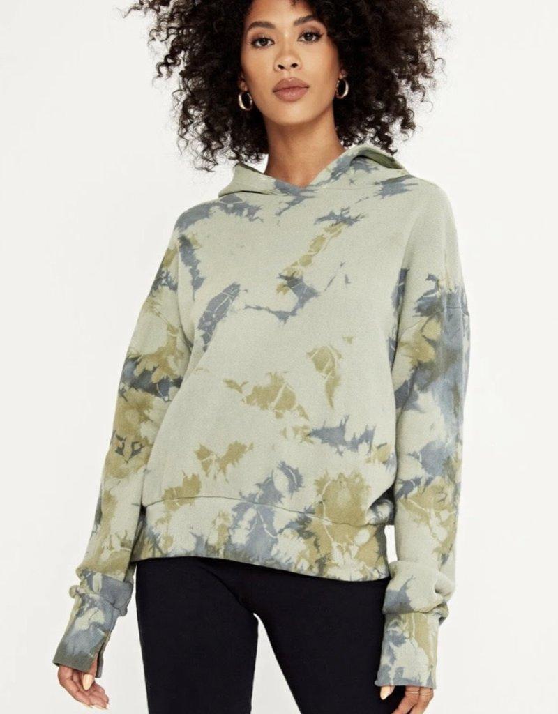 project social t seasons change tie dye hoody