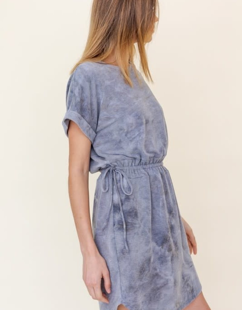 wildflower easy tie dye dress