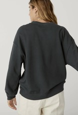 daydreamer ramones today your love oversized crew sweatshirt