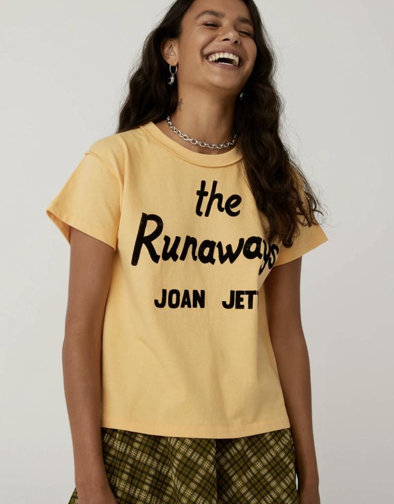 daydreamer joan jett runaways reverse girlfriend tee