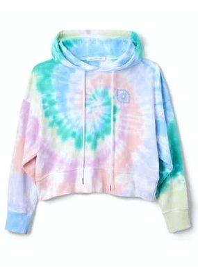 daydreamer la eye shrunken hoodie