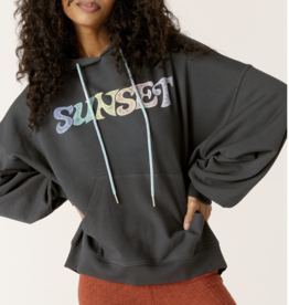 daydreamer sunset strip 66 oversized hoodie