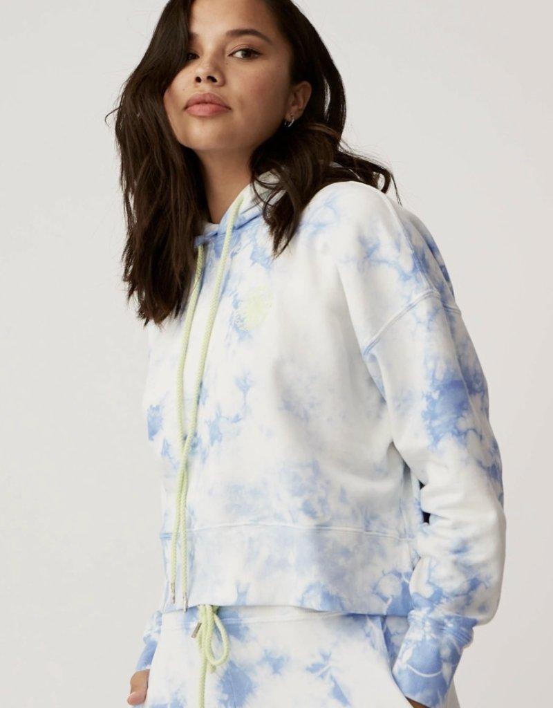 daydreamer sunny people shrunken hoodie