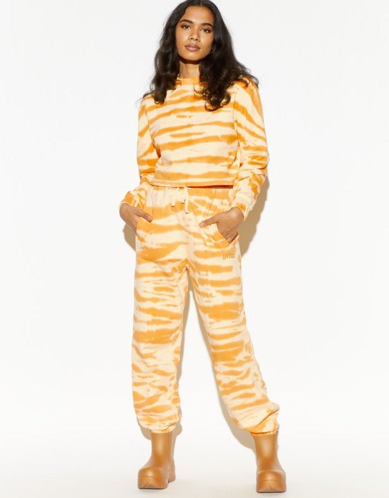 Ruth tiger tie dye sweatpant