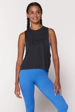 spiritual gangster love active flow top