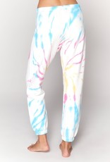 spiritual gangster perfect terry sweatpant tie dye