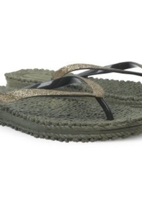 Ilse Jacobsen cheerful flip flop glitter army